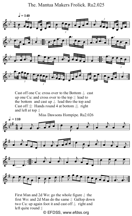 Stave transcription of image number 0 for 2249/p13
