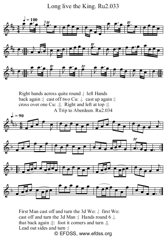 Stave transcription of image number 0 for 2249/p17