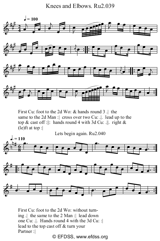 Stave transcription of image number 0 for 2249/p20