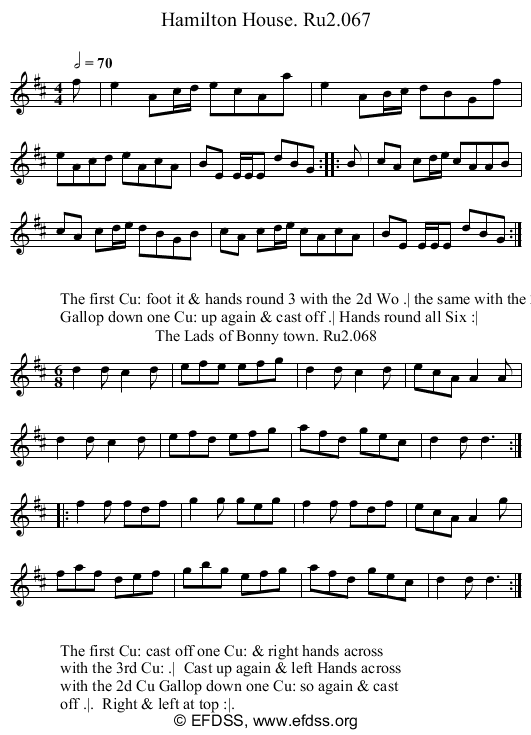 Stave transcription of image number 0 for 2249/p34