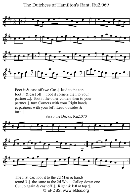 Stave transcription of image number 0 for 2249/p35