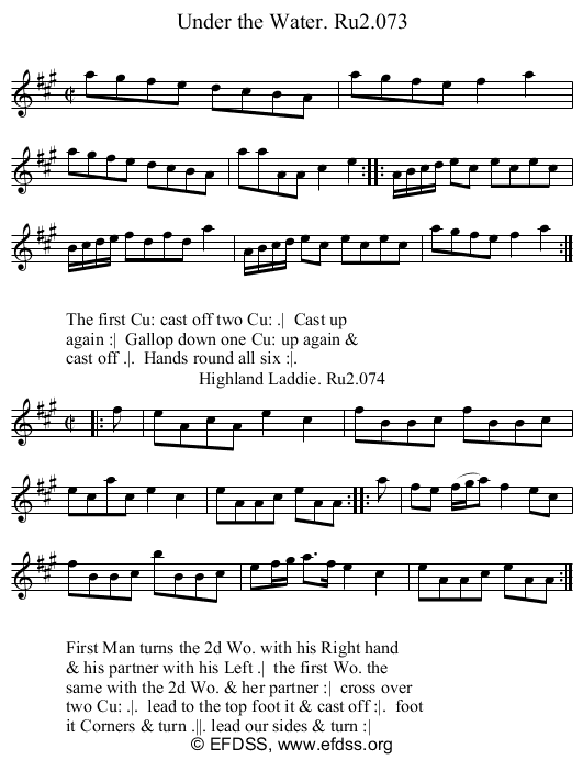 Stave transcription of image number 0 for 2249/p37