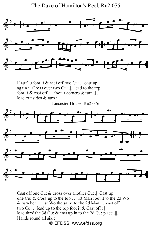 Stave transcription of image number 0 for 2249/p38