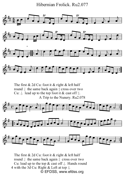 Stave transcription of image number 0 for 2249/p39