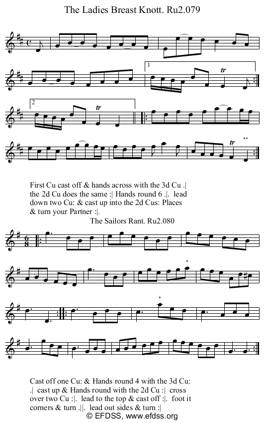 Stave transcription of image number 0 for 2249/p40