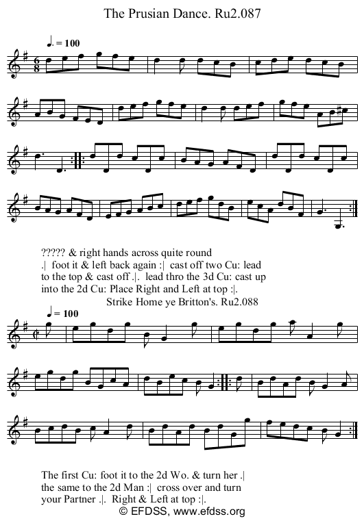 Stave transcription of image number 0 for 2249/p44