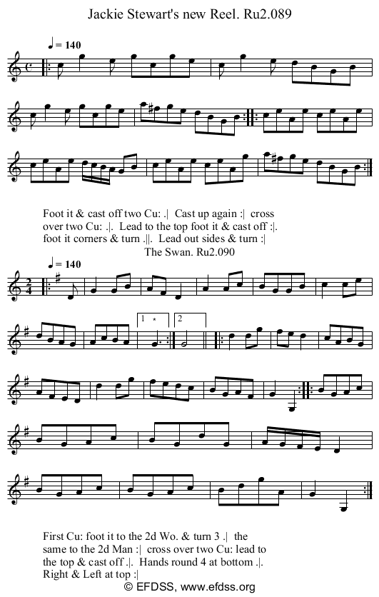 Stave transcription of image number 0 for 2249/p45