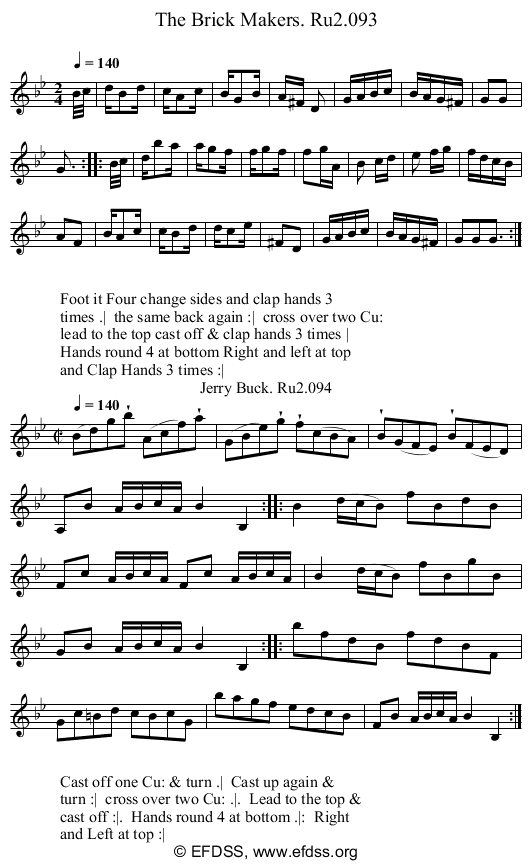 Stave transcription of image number 0 for 2249/p47