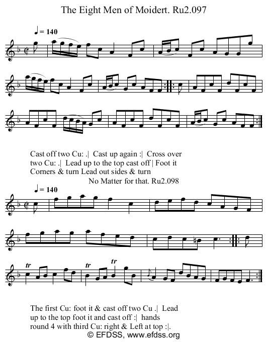 Stave transcription of image number 0 for 2249/p49