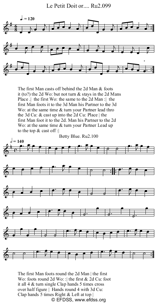 Stave transcription of image number 0 for 2249/p50