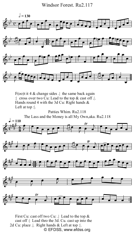 Stave transcription of image number 0 for 2249/p59