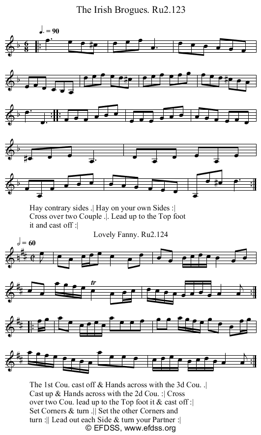 Stave transcription of image number 0 for 2249/p62