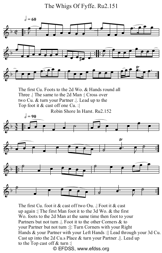 Stave transcription of image number 0 for 2249/p76