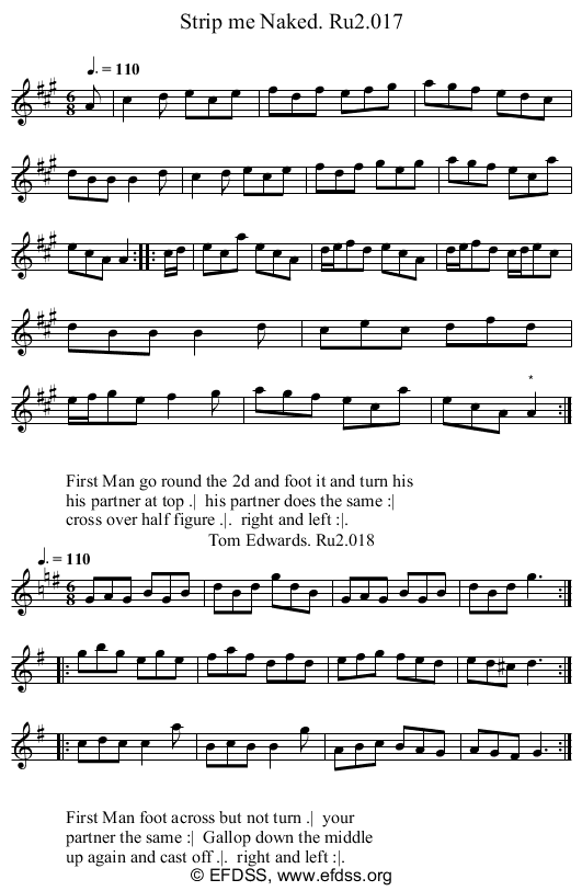 Stave transcription of image number 0 for 2249/p9