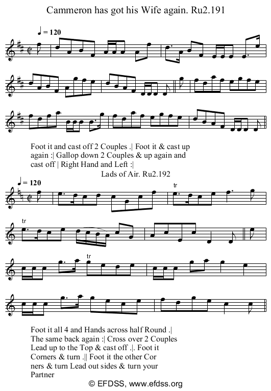 Stave transcription of image number 0 for 2249/p96
