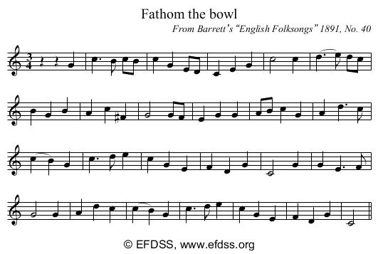 Stave transcription of image number 0 for SBG/1/1/87