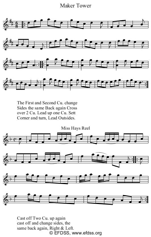 Stave transcription of image number 0 for 2277i/p4