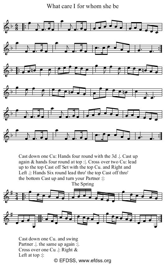 Stave transcription of image number 0 for 2277i/p6
