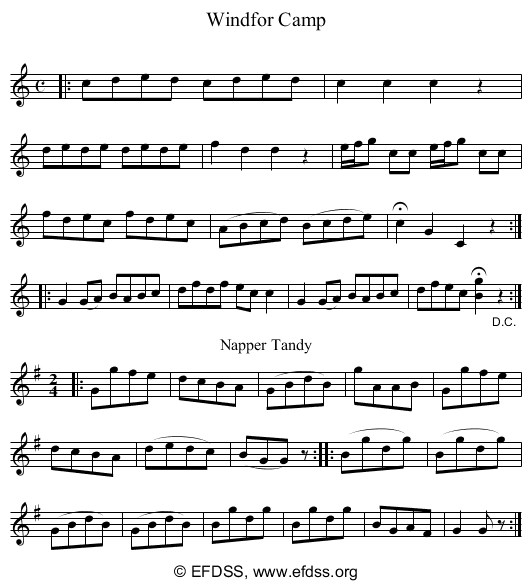 Stave transcription of image number 0 for 2192c/p5