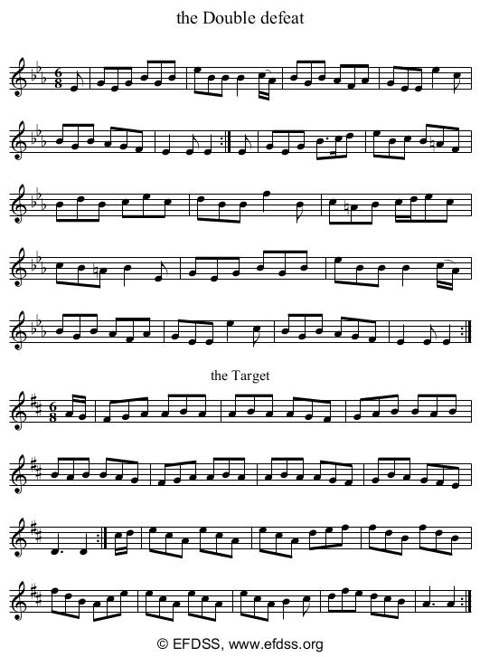 Stave transcription of image number 0 for 2277g/p12