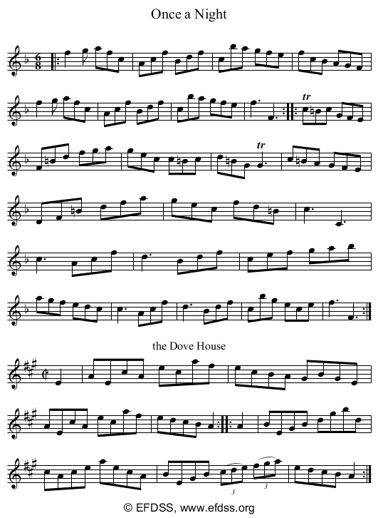 Stave transcription of image number 0 for 3047/p16