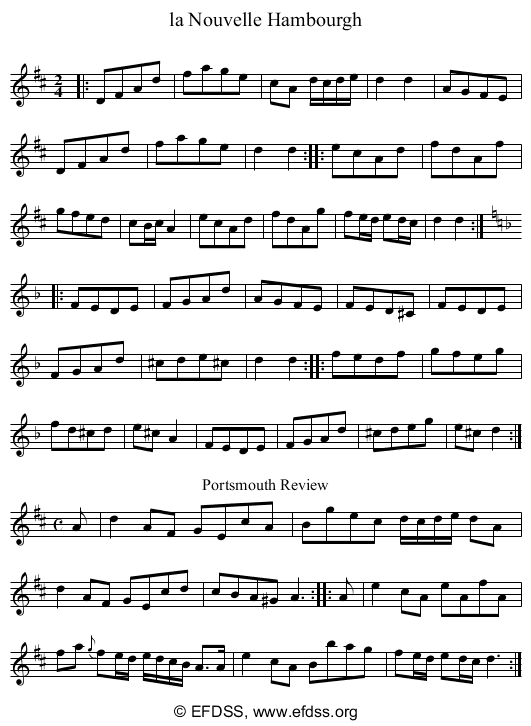 Stave transcription of image number 0 for 3047/p19