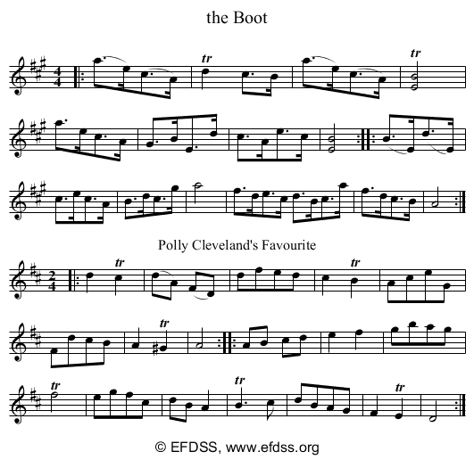 Stave transcription of image number 0 for 3047/p23