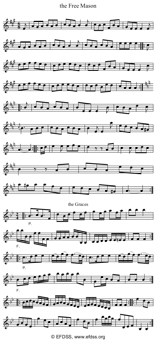 Stave transcription of image number 0 for 2277e/p62