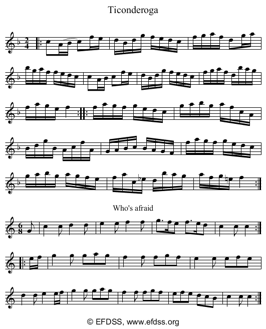 Stave transcription of image number 0 for 2277e/p69