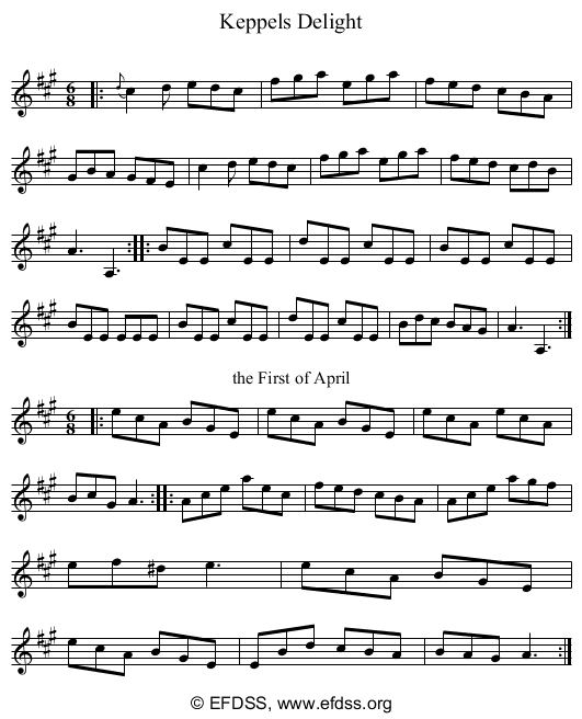 Stave transcription of image number 0 for 2277h/p91