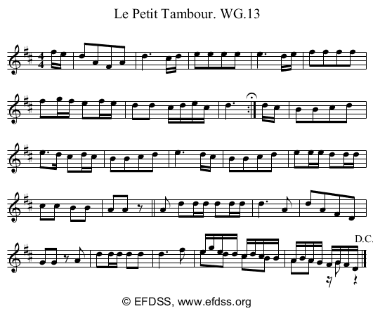 Stave transcription of image number 0 for 2222/p10