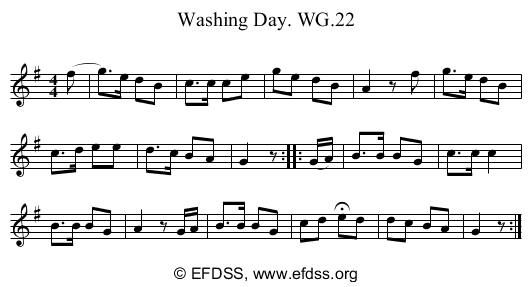 Stave transcription of image number 0 for 2222/p19