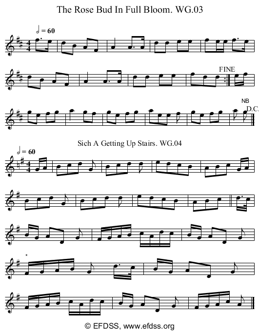 Stave transcription of image number 0 for 2222/p2