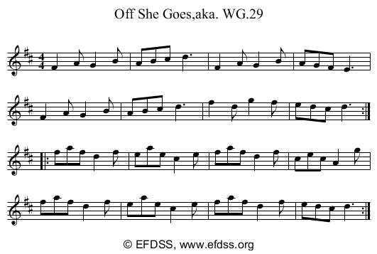 Stave transcription of image number 0 for 2222/p25