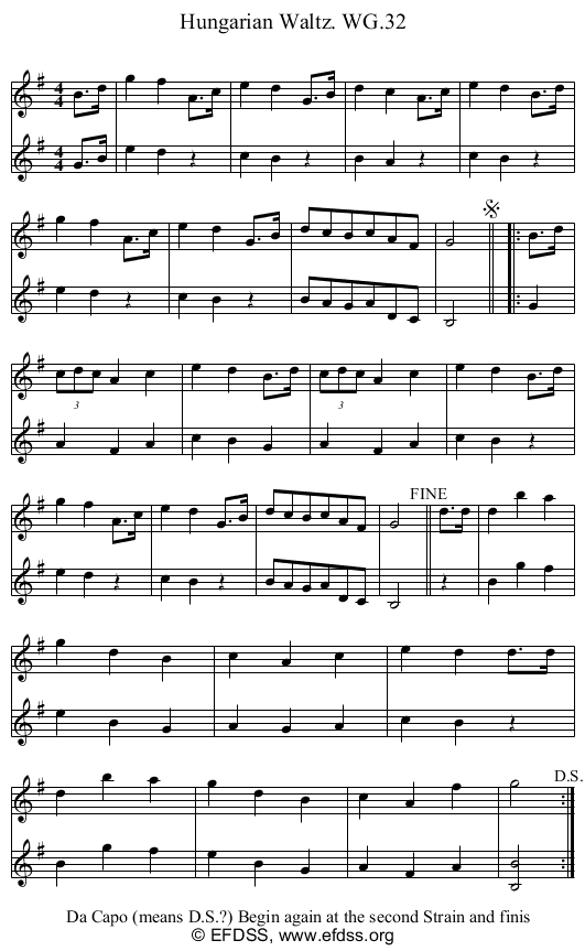 Stave transcription of image number 0 for 2222/p28