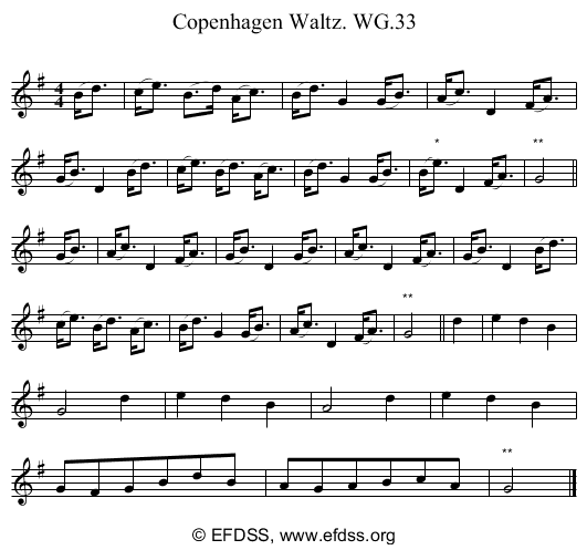 Stave transcription of image number 0 for 2222/p30