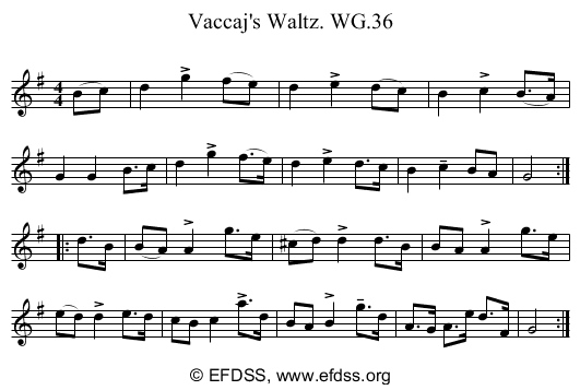Stave transcription of image number 0 for 2222/p33