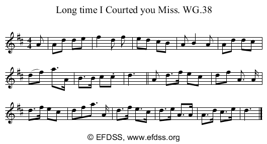Stave transcription of image number 0 for 2222/p36