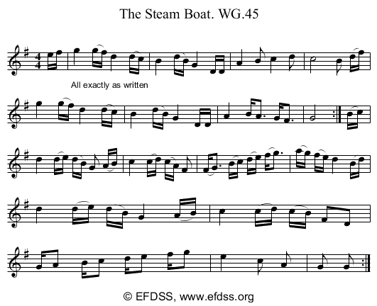 Stave transcription of image number 0 for 2222/p41