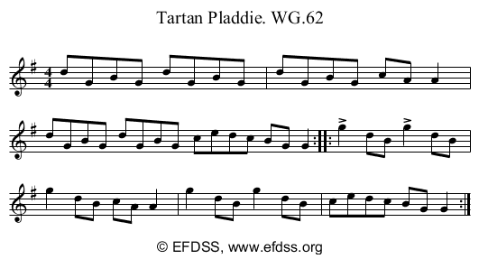 Stave transcription of image number 0 for 2222/p56