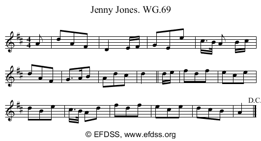 Stave transcription of image number 0 for 2222/p65