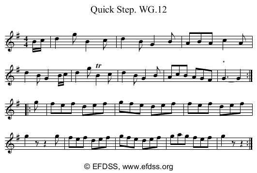 Stave transcription of image number 0 for 2222/p9