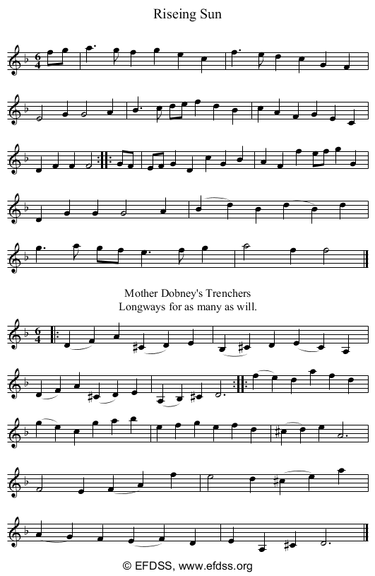 Stave transcription of image number 0 for 3753/p1