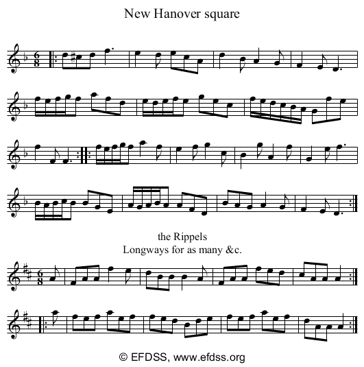 Stave transcription of image number 0 for 3753/p66