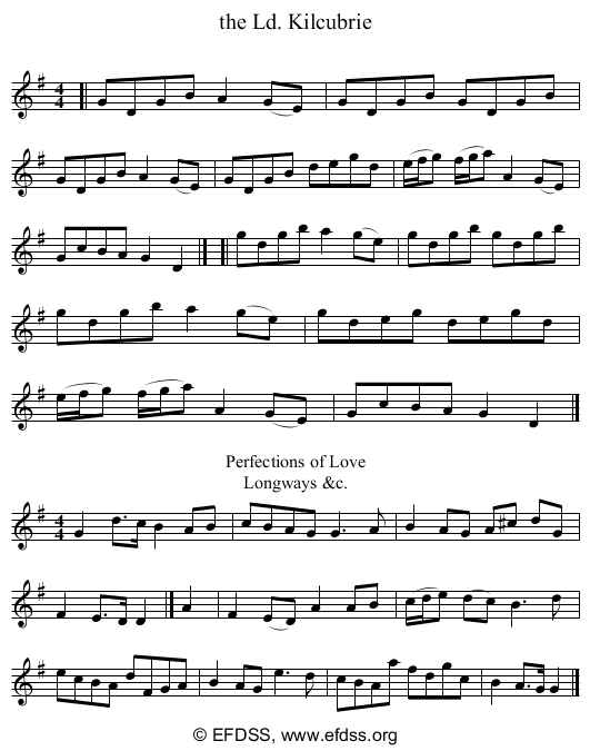 Stave transcription of image number 0 for 3753/p84