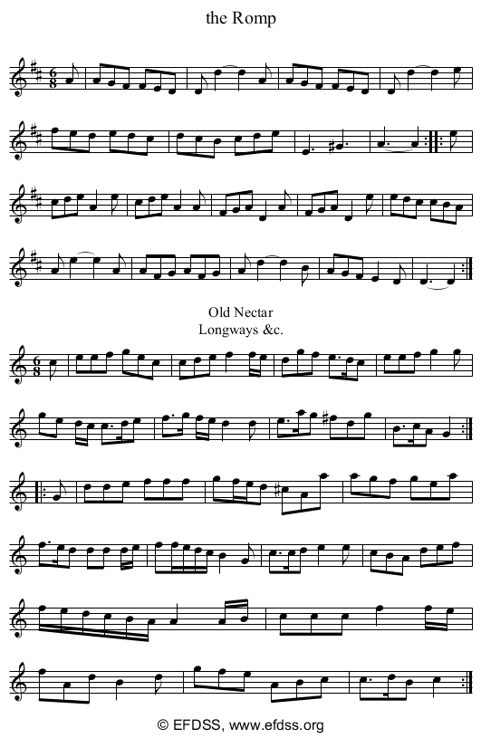 Stave transcription of image number 0 for 3753/p97