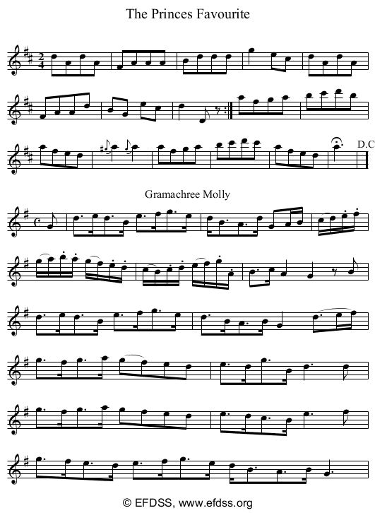 Stave transcription of image number 0 for 5234/p11