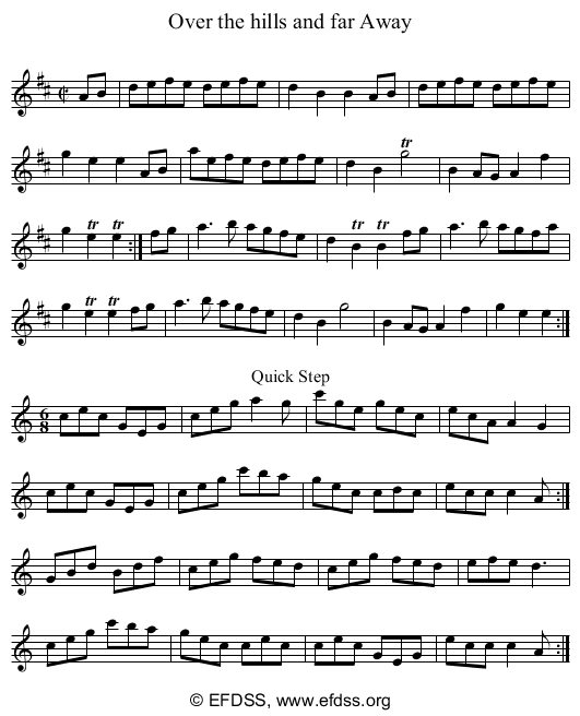 Stave transcription of image number 0 for 5234/p18