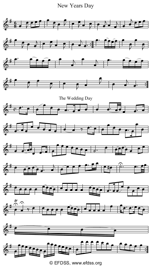 Stave transcription of image number 0 for 5234/p35