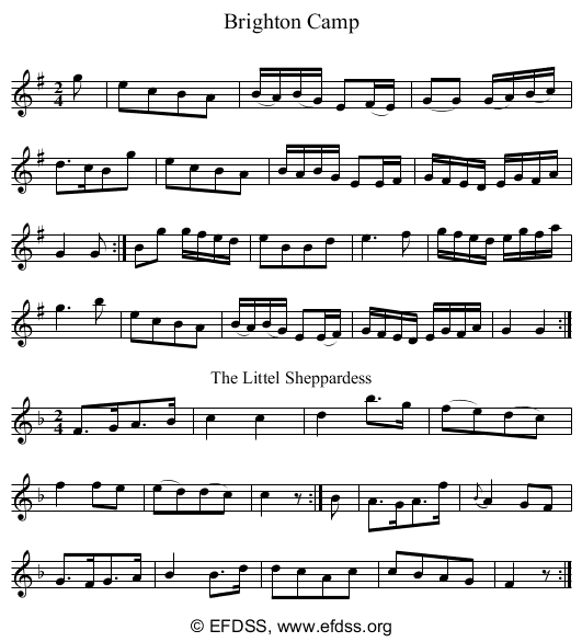 Stave transcription of image number 0 for 5234/p41
